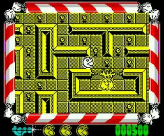 Mad Mix 1 (ZX-Spectrum, 1988)