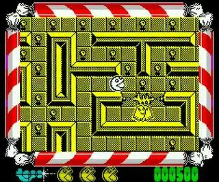 Mad Mix 1 (ZX-Spectrum, 1988)
